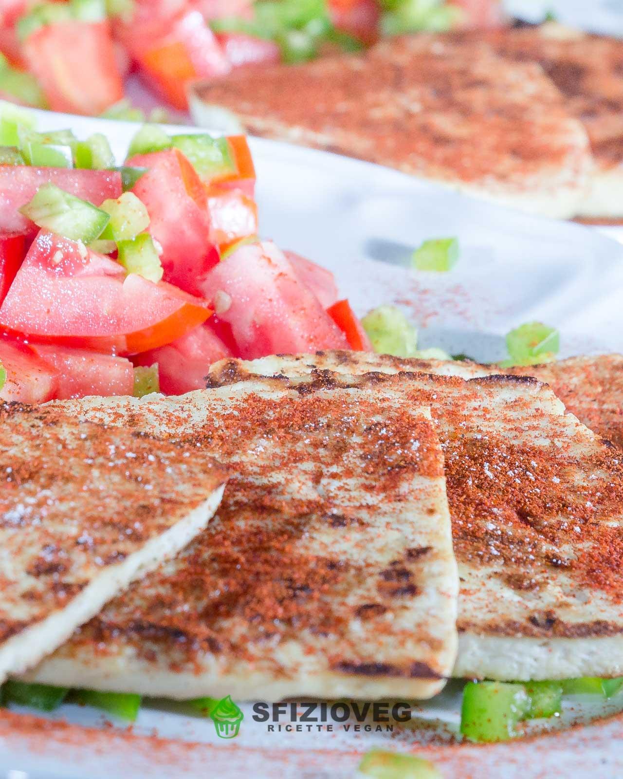 Tofu alla paprika