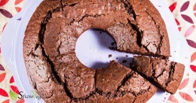 Ciambella al cioccolato senza uova – Ricetta Vegan 2