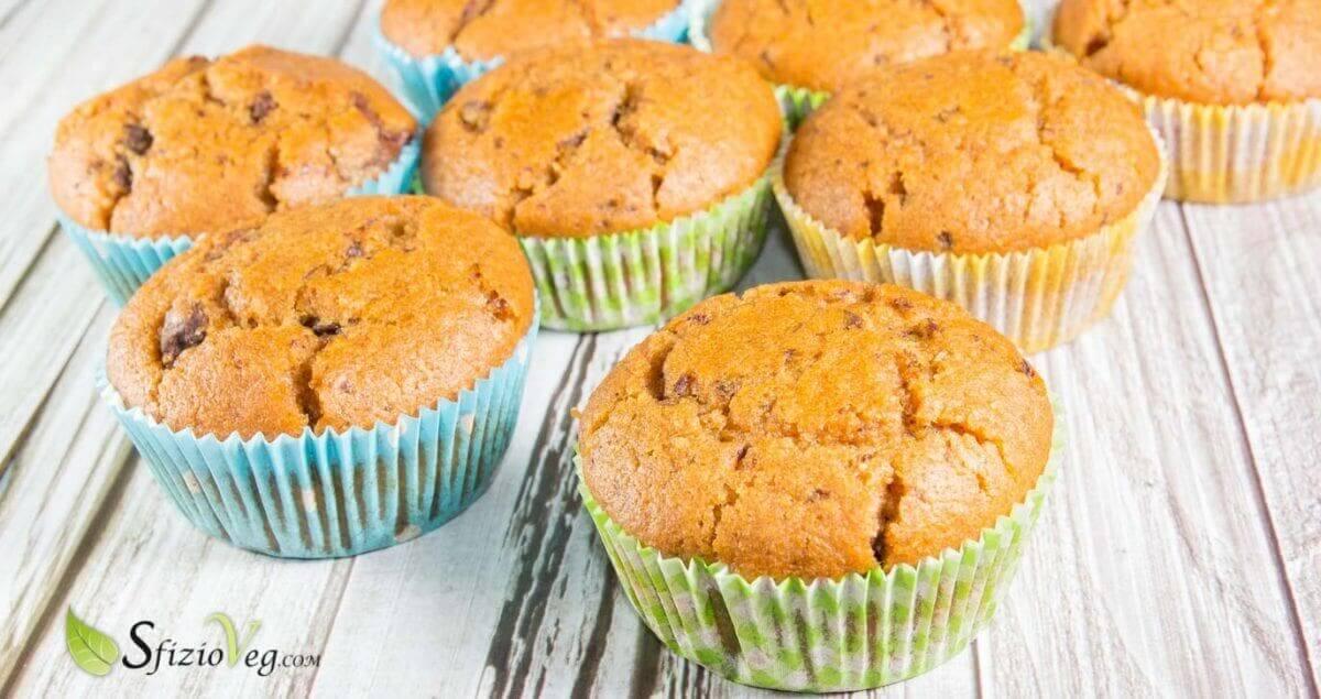 muffin al cocco e cioccolato-2