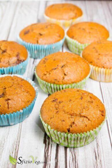 muffin al cocco e cioccolato-4