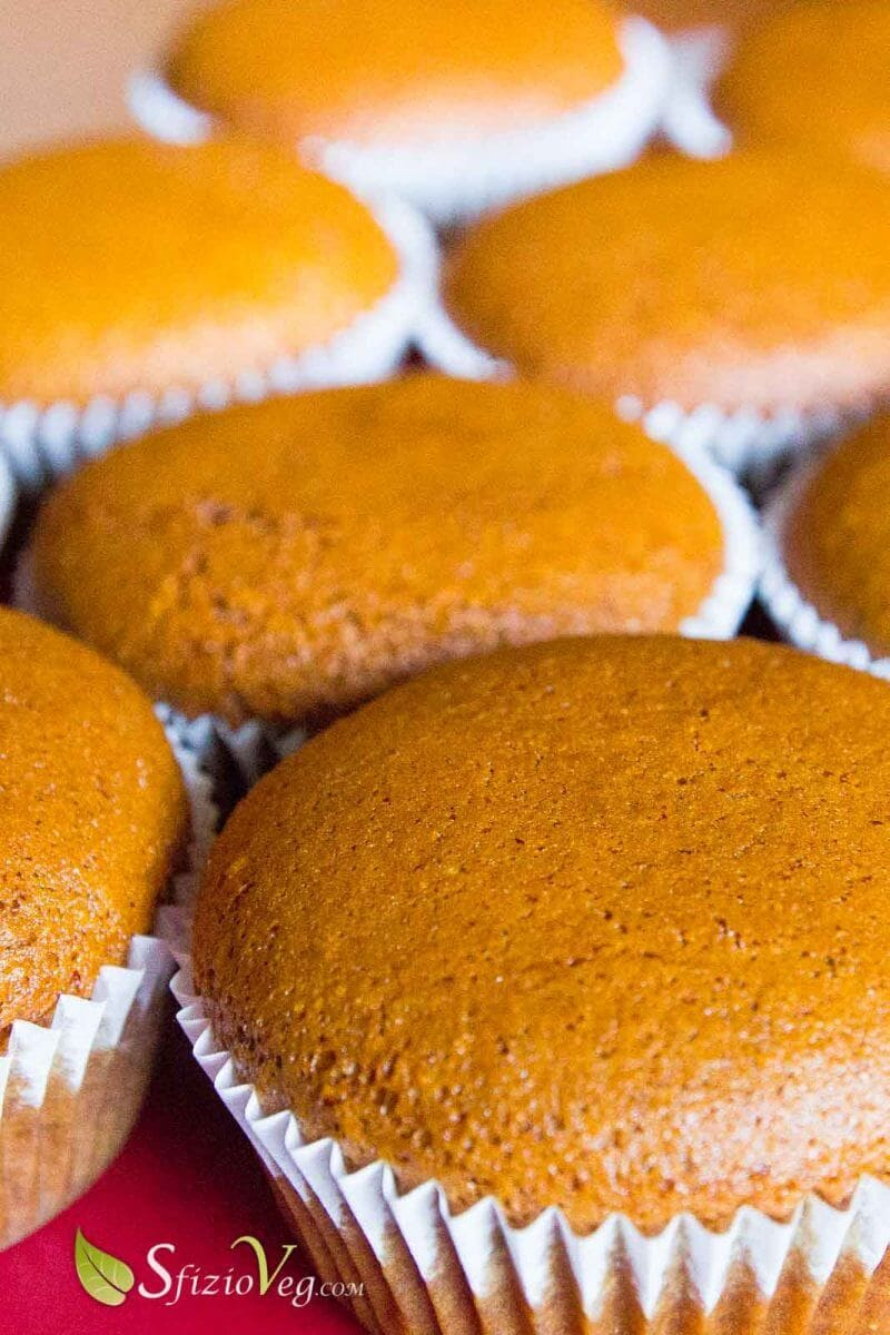 Muffin senza lievito