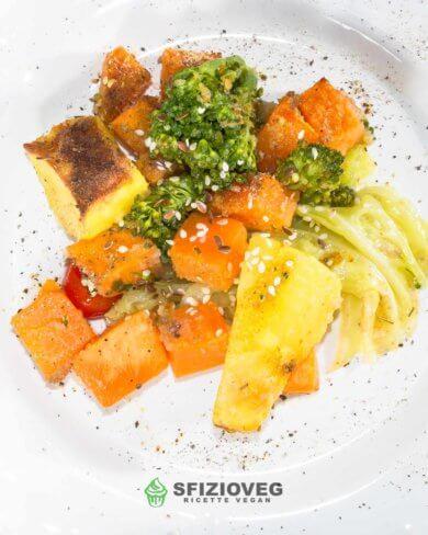 verdure al fonro