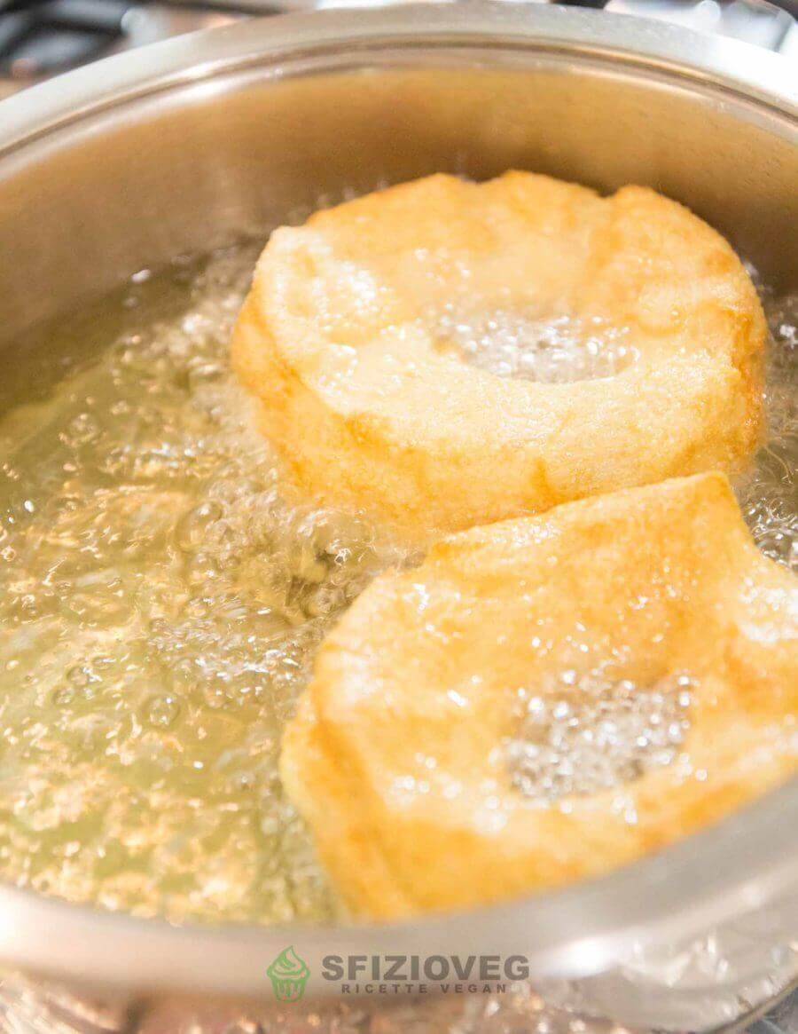 Ciambelle calabresi senza patate