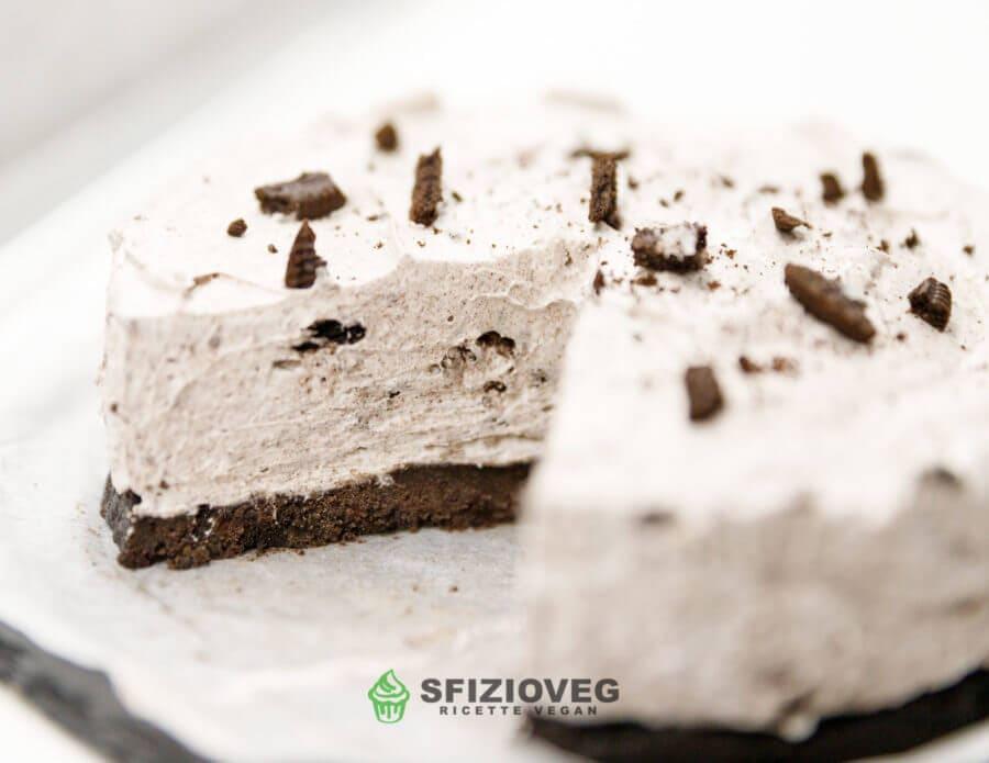 torta oreo vegan